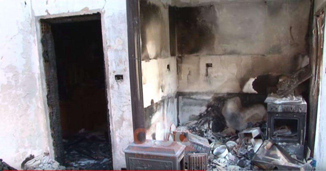 """""""Zjarrfikëset nuk kishin ujë"""", ABC News hyn në pallatin e djegur nga zjarri, 12 apartamente të shkrumbuar totalisht"""