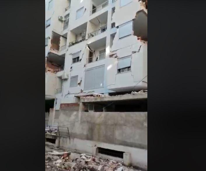 Rama publikon videon: Ky pallat nuk ka rrezik, është i banueshëm