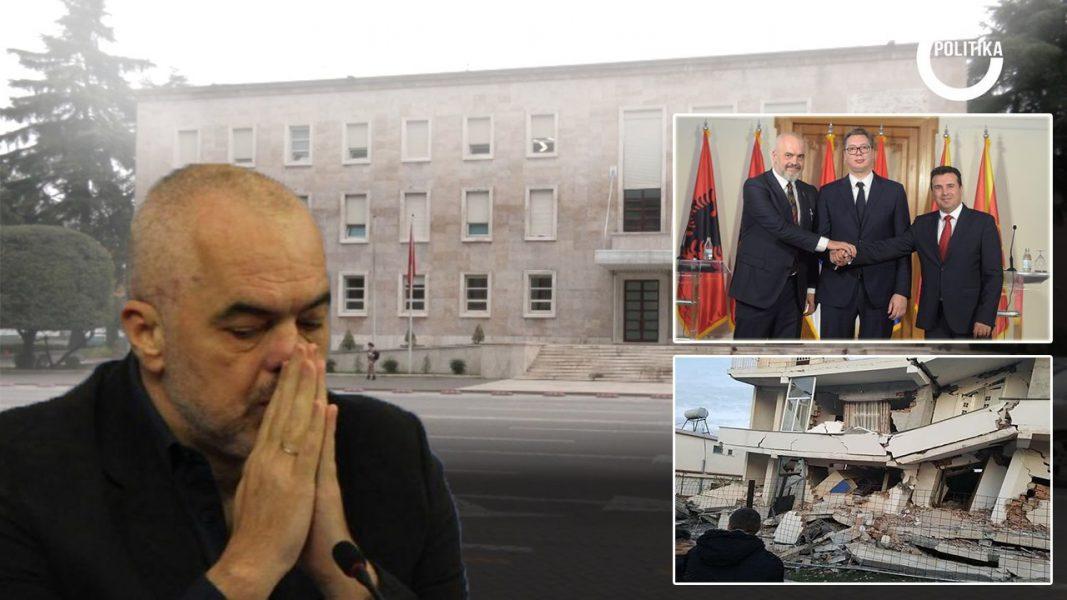 VIDEO/ Edi Rama, mes tërmetit dhe mini-shengenit: Politika në Abc News