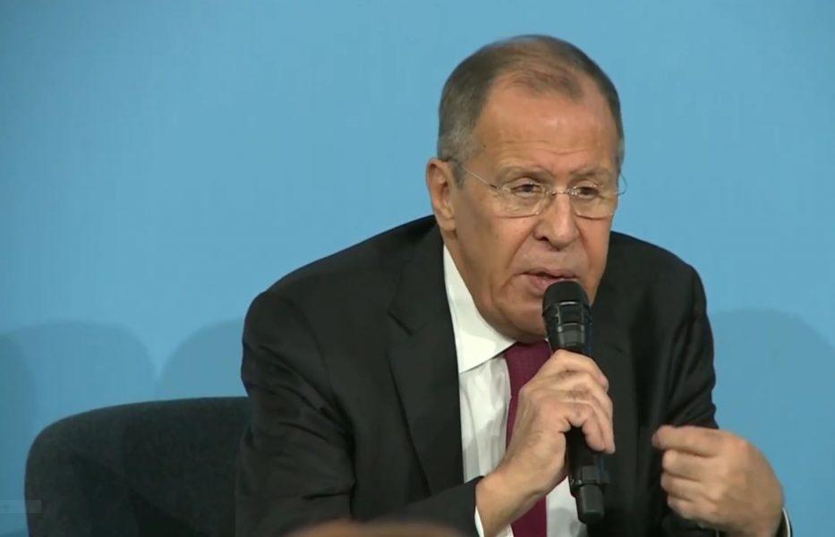 Paralajmërimi i SHBA, Sergei Lavrov: Projektet e gazsjellësit do të vazhdojnë