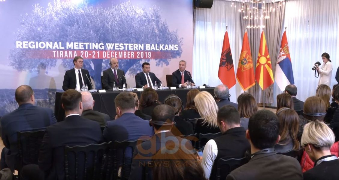 Takimi i 3-të i Mini-Shengenit, mungesa e Kosovës në qendër të deklaratave