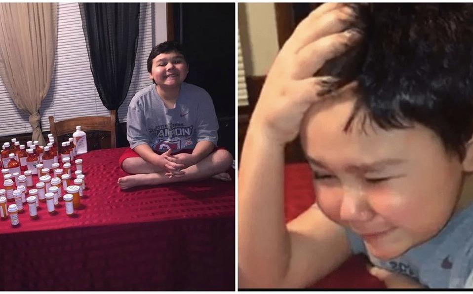 VIDEO/ Përfundon trajtimin e kancerit, emocionet e 9-vjeçarit amerikan