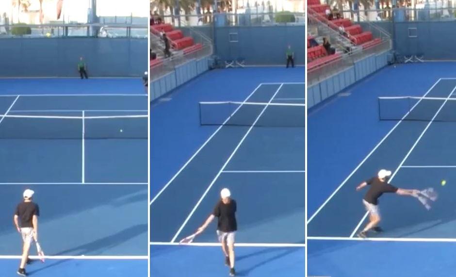 VIDEO | Tenisti më i dobët në histori, hetohet për plan djallëzor