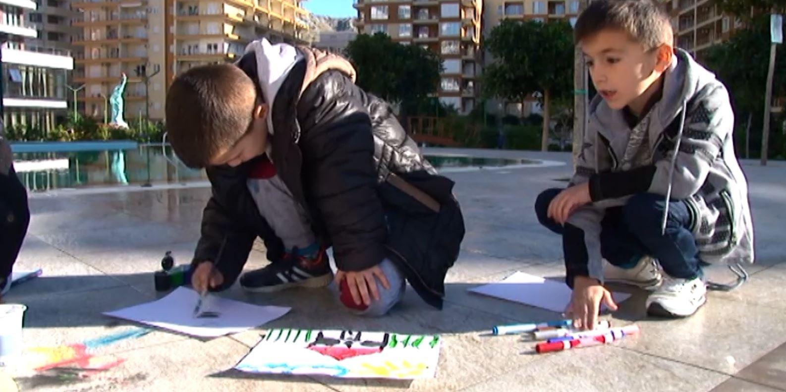 Fëmijët e Thumanës në Shëngjin, psikologët test për gjendjen e tyre