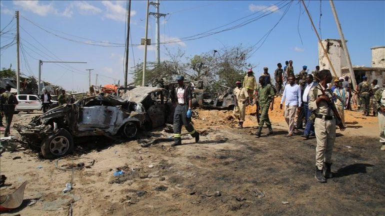 Sulm me bombë, 80 të vdekur