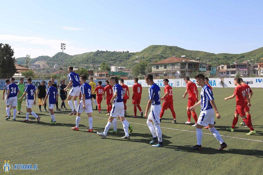 Tirana për turp, 17-vjeçarët nuk luajnë për arsyen e çuditshme