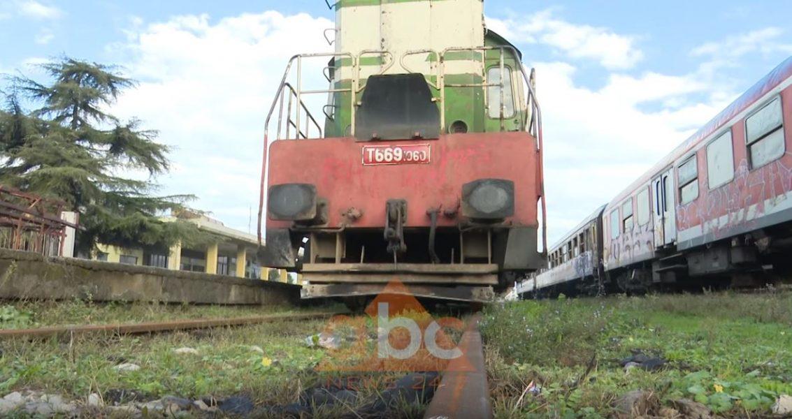 Treni i Shkodrës 4 javë pa udhëtarë