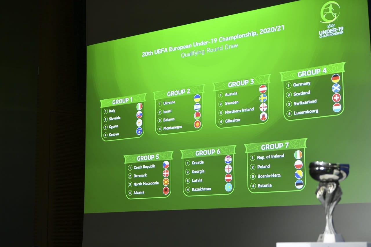 """EURO 2021/ Kosova """"peshkon"""" Italinë, derbi për Shqipërinë U19"""