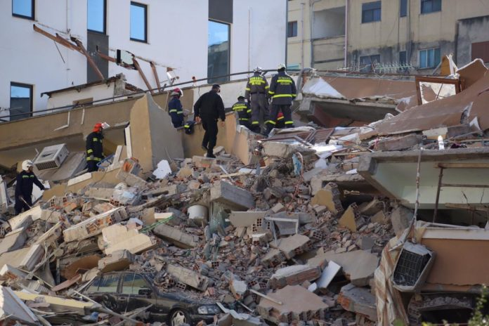 The prosecution begins the investigation about the consequences of the earthquake in Durres