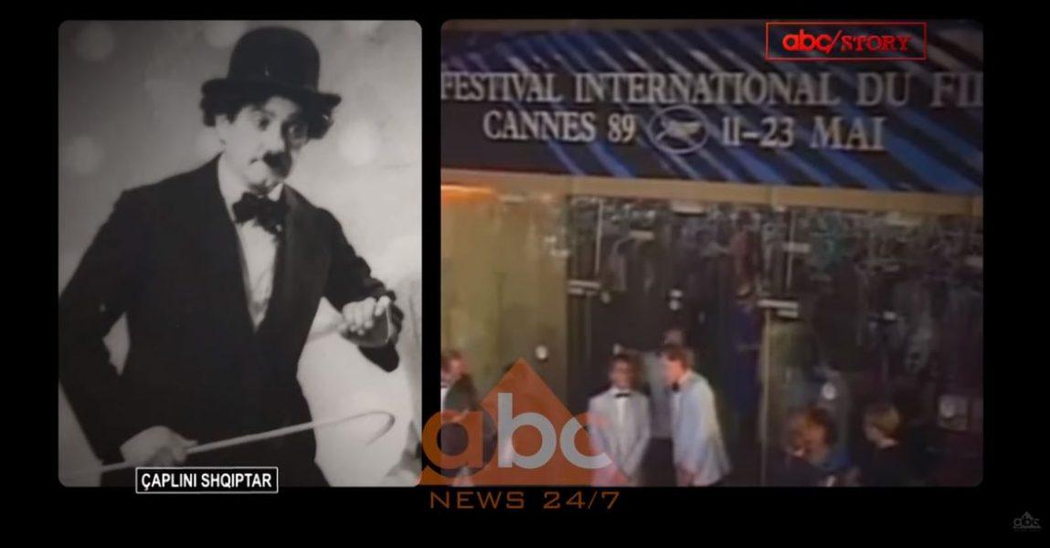 Magjia e Zef Dedës në Festivalin e Kanës 1989