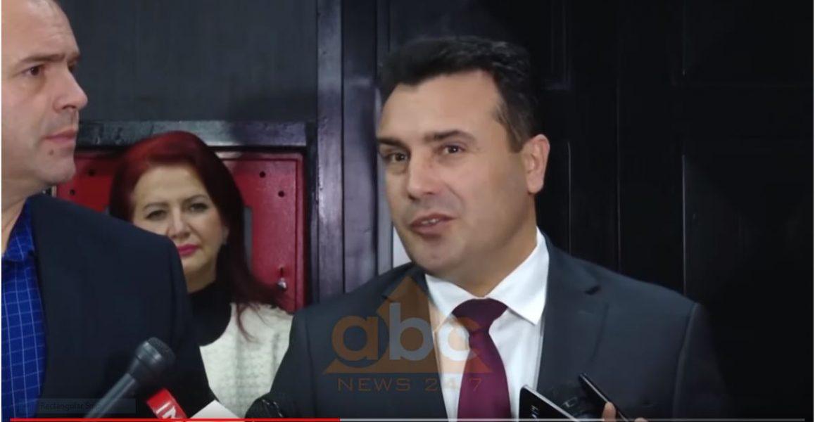 """""""Maqedonia e Veriut do të bëjë pastrim"""", Zaev: Vettingu pasqyron gjendjen e Shqipërisë"""