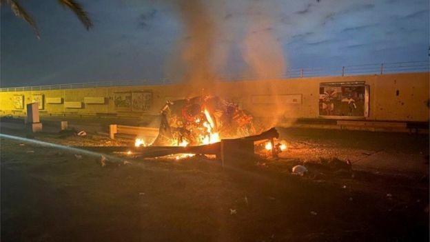 Shpërthime në zonën e gjelber në Baghdat, raketa pranë ambasadës amerikane
