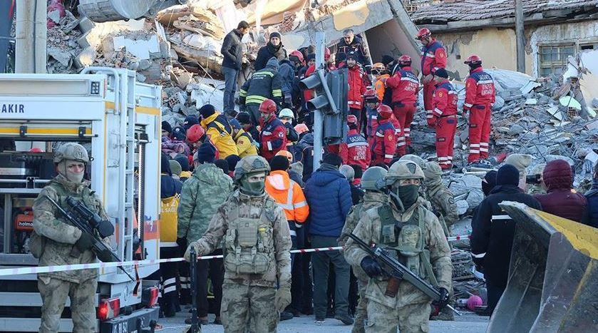 Një uturimë ngjethëse, del regjistrimi i zhurmës së tërmetit në Turqi