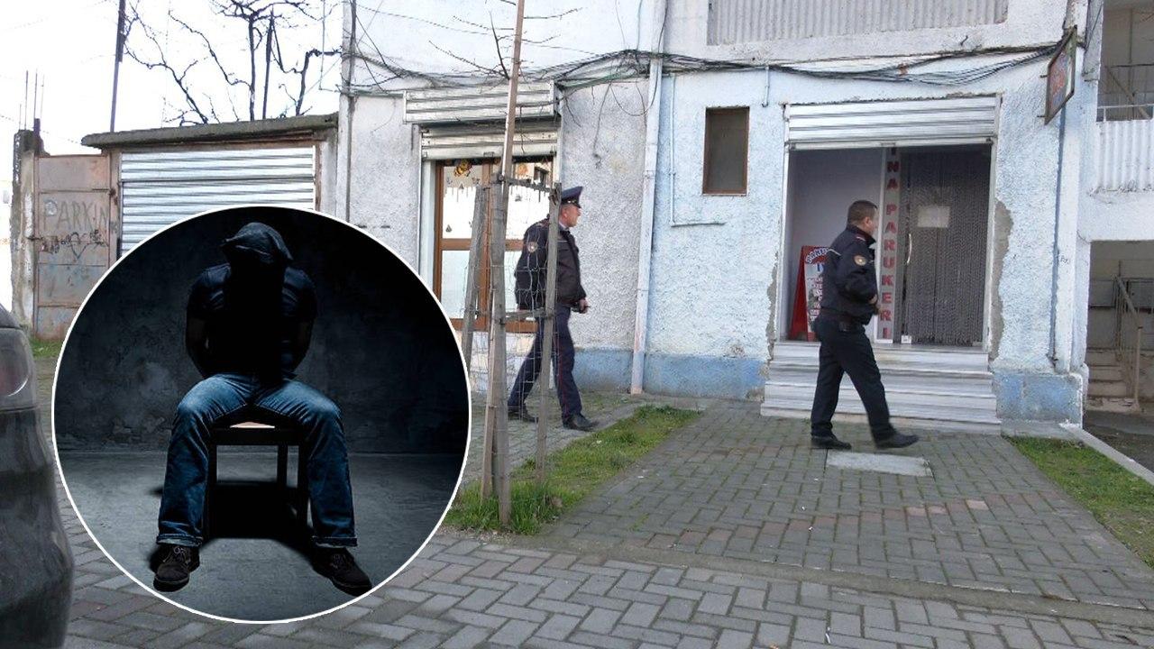 VIDEO/ Kush është 49-vjeçari që u mor peng nga njerëz të maskuar në Kamëz