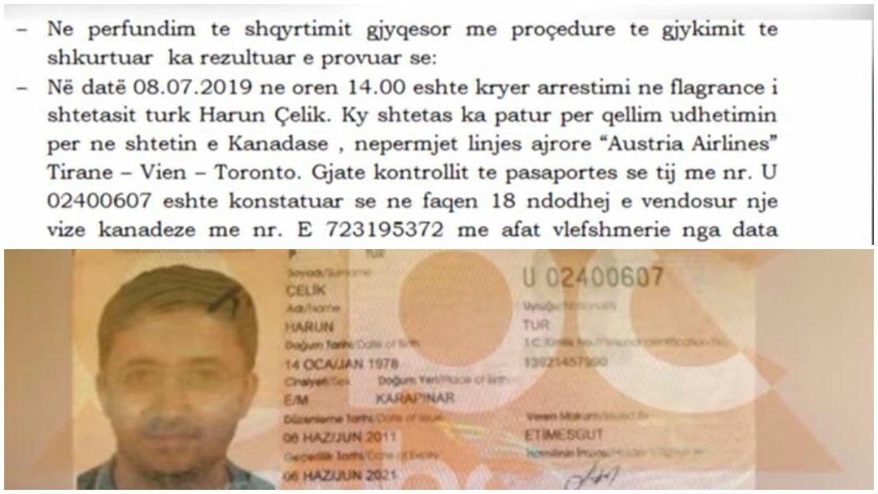"""Detajet, si u dërgua me """"Air Albania"""" në Stamboll më 1 janar mësuesi turk"""