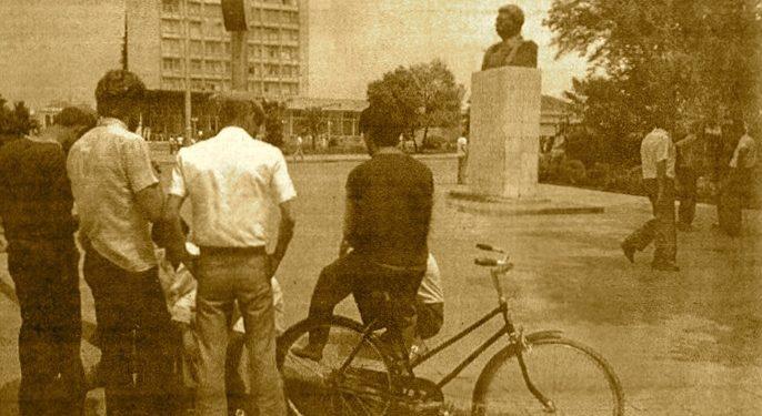 """""""Kush na nxiti të hidhnim në erë bustin e Stalinit"""", flet organizatori i 14 janarit '89"""
