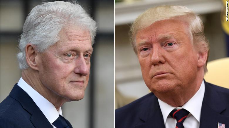 Trump si Bill Klinton: Sulmi ndaj Irakut pak ditë përpara gjyqit në Senat
