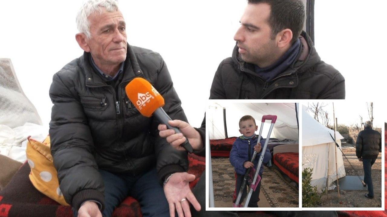 VIDEO/ Gjyshi rrit jetimët në çadër, vdekje dhe mjerim në familjen Doçi
