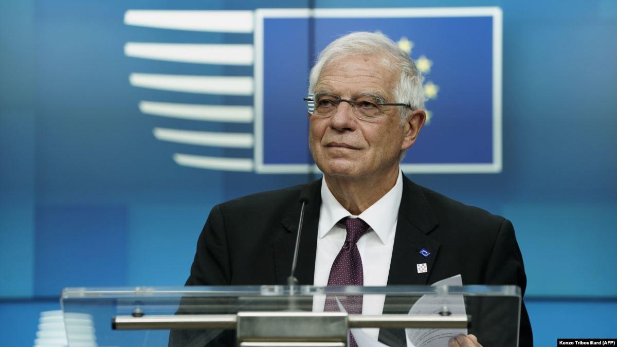 Borrell telefonon Thaçin e Vuçiç, kërkon zgjidhje për taksën dhe vazhdimin e dialogut