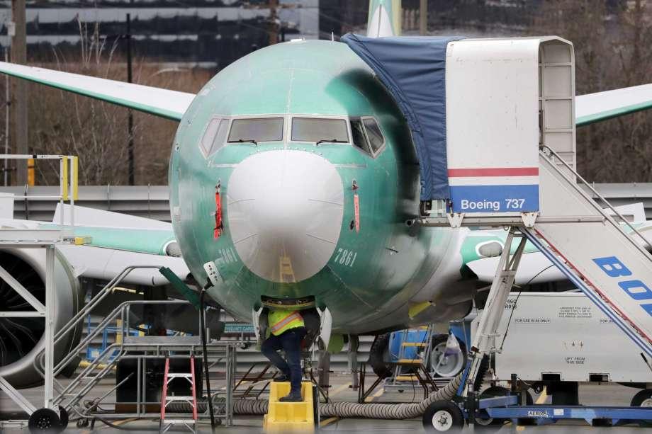 Boeing zbulon një problem të ri në avionët 737 Max
