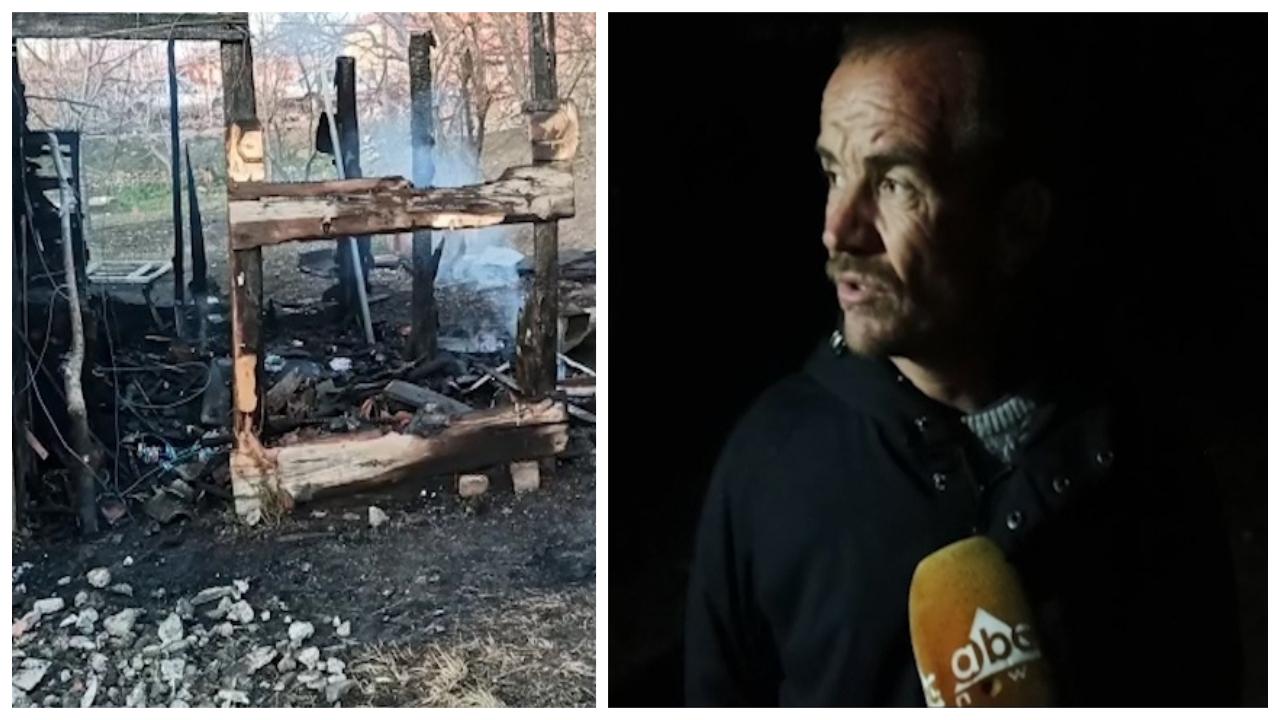Tronditëse/Babai i 8 fëmijëve: Isha në punë, më thanë ka ra zjarri, u djeg kalamani
