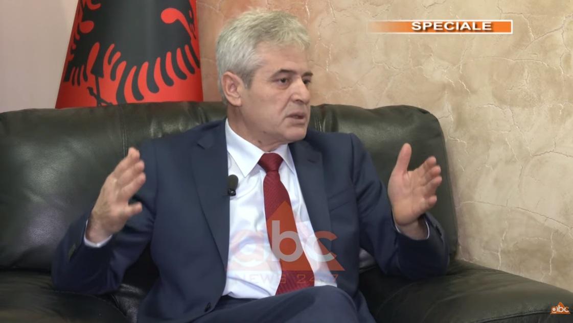 INTERVISTA/ Ali Ahmeti: Më kërkuan ndarjen e Maqedonisë, nuk pranova: Jam zot këtu, jo qiraxhi