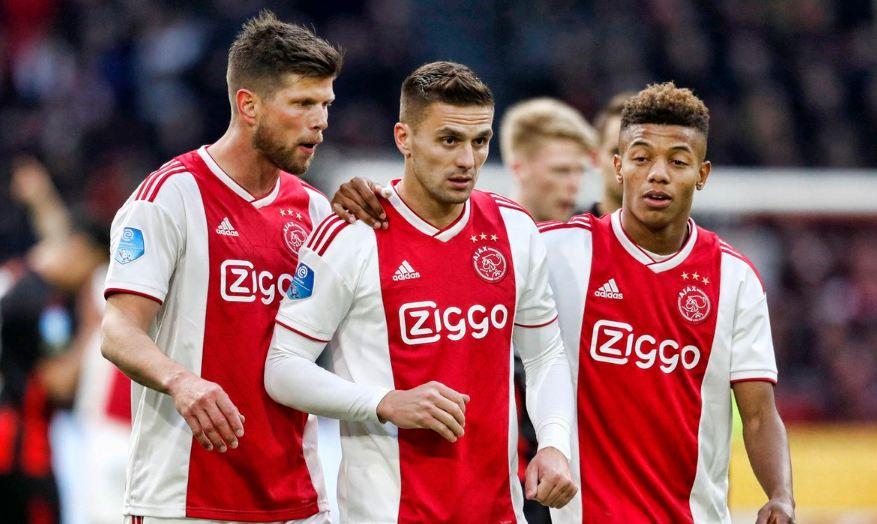 VIDEO | Leksione si duhet luajtur futbolli, ekipi i Ajax është fenomenal