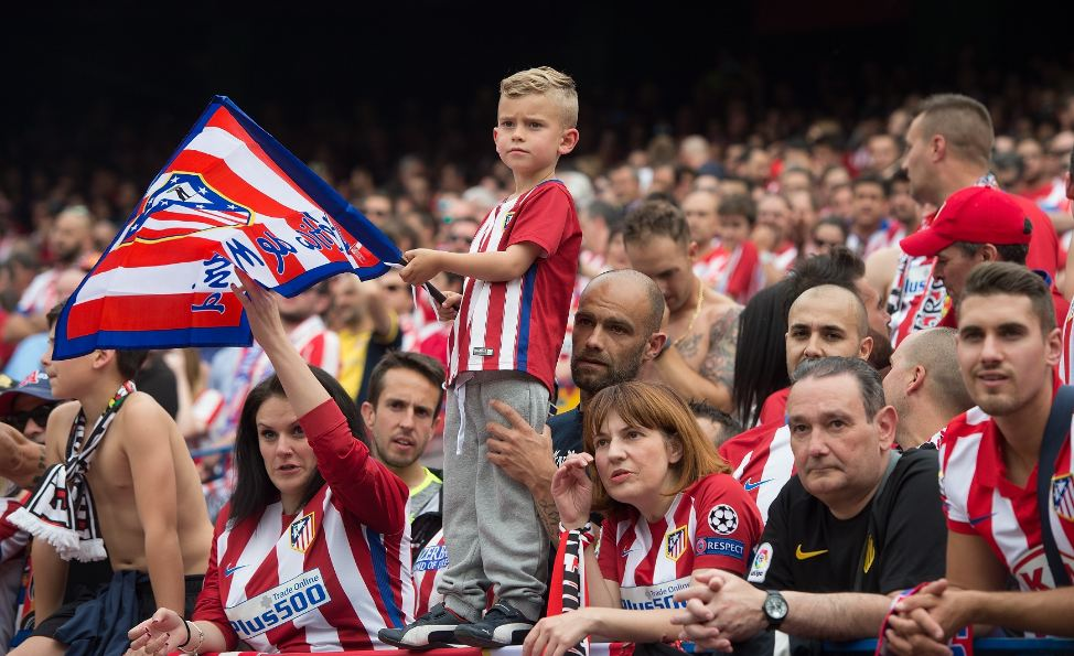 Letra emocionuese e babait: S'është e lehtë të jesh tifoz i Atleticos djali im, do hakmerremi