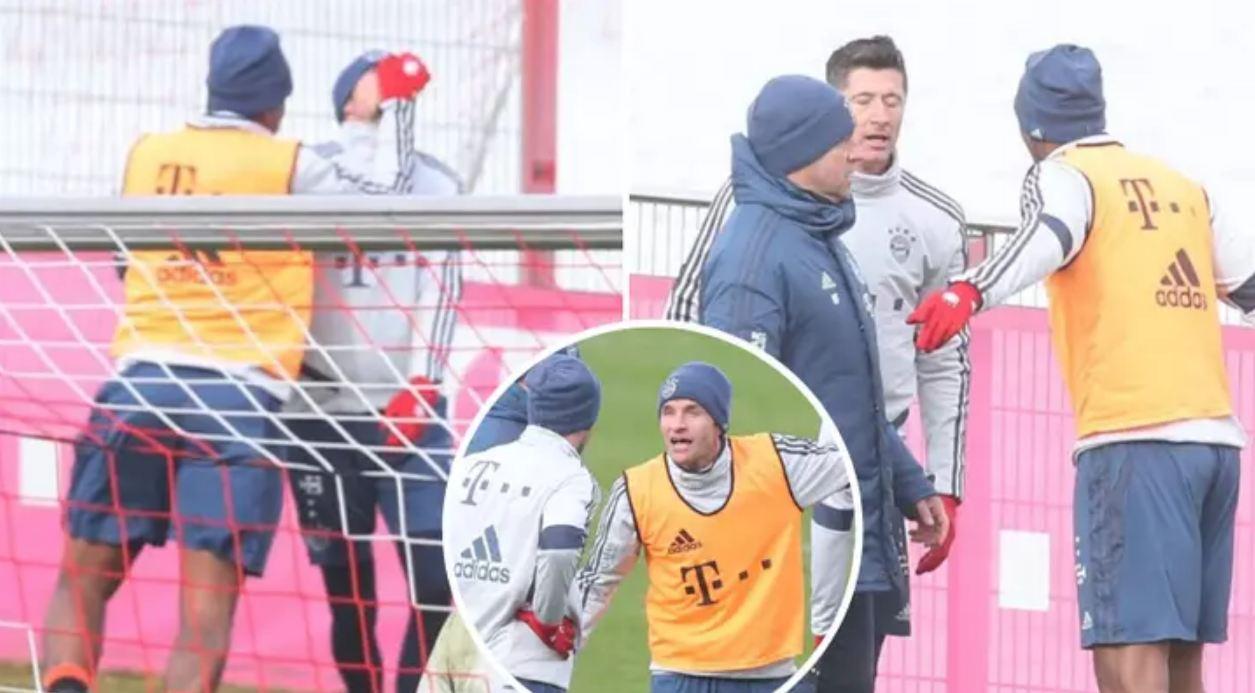 Plas grushti në stërvitje, situata te Bayern nuk është aspak e qetë