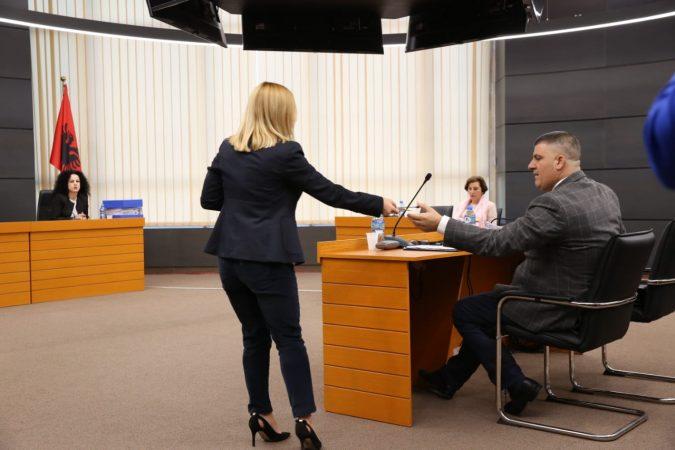 Seanca në KPA, Besnik Cani padi penale në SPAK për anëtarët Daci dhe Hajdari