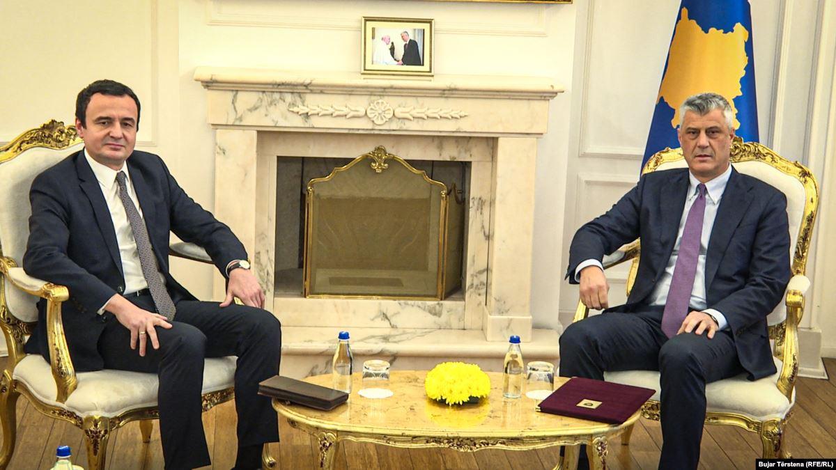 Vetëvendosje propozon Albin Kurtin për Kryeministër, vendimi i dorëzohet Thaçit