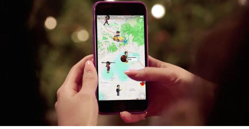 Rrjeti social Snapchat shpëton një adoleshente nga rrëmbyesit e saj