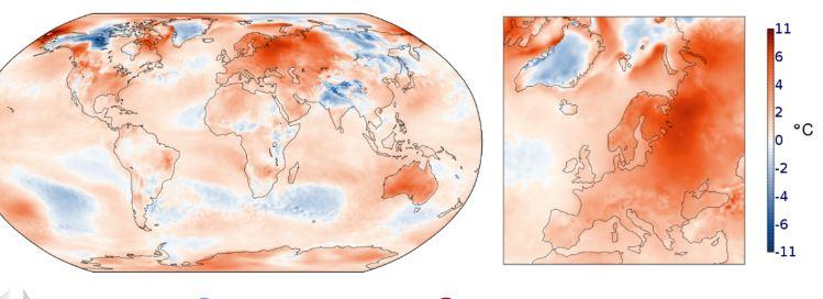 3.2 gradë më e lartë se normalja, dhjetori muaji më i ngrohtë