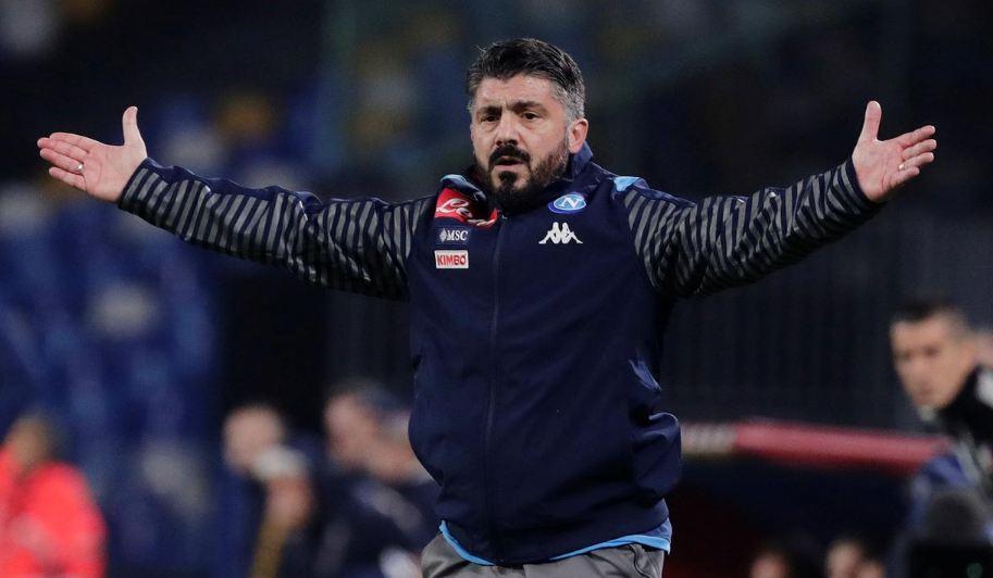 Gattuso: Inter favorit për titullin, Zielinski nuk rrinte dot në këmbë prej Covid-19