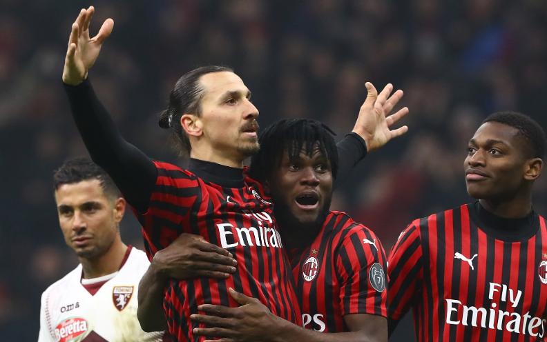 Milani fluturon me Ibrahimovic, përplaset me Juventusin në gjysmëfinale