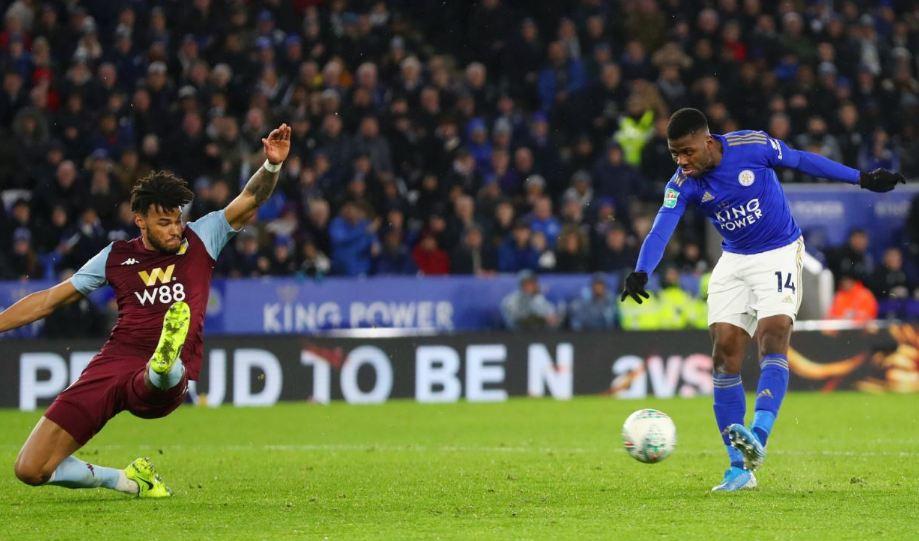 30 ndeshje pa humbje, Leicester nuk thyhet as nga Aston Villa