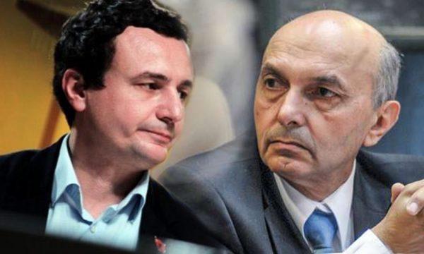 Mustafa: Nëse nuk arrihet marrëveshja, Kurti duhet të gjejë zgjidhje tjetër për formimin e qeverisë