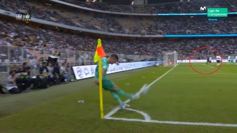 VIDEO   Reali në avantazh, Kroos shënon nga goditja e këndit