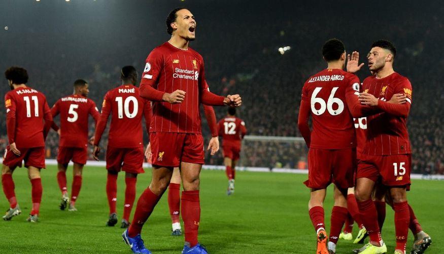 Dominim absolut i Liverpool, i pari edhe në statistikën e veçantë