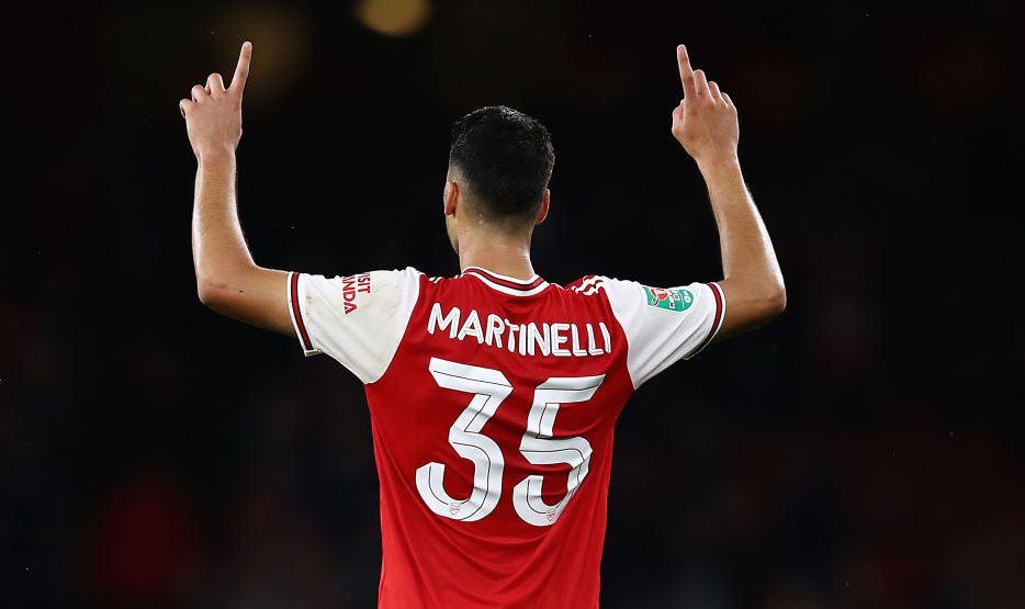 Martinelli ngroh zemrat e tifozëve: Çfarë Reali, fitoj Champions me Arsenalin