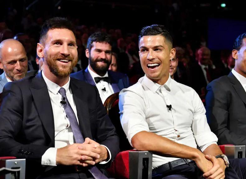 """""""Messi apo CR7? Harrojeni, """"Topin e Artë"""" e fiton një nga këta dy… portugezë"""""""