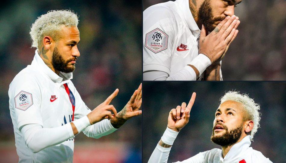 VIDEO | Neymar i jep fitoren PSG-së, golin ia dedikon Kobe Bryant