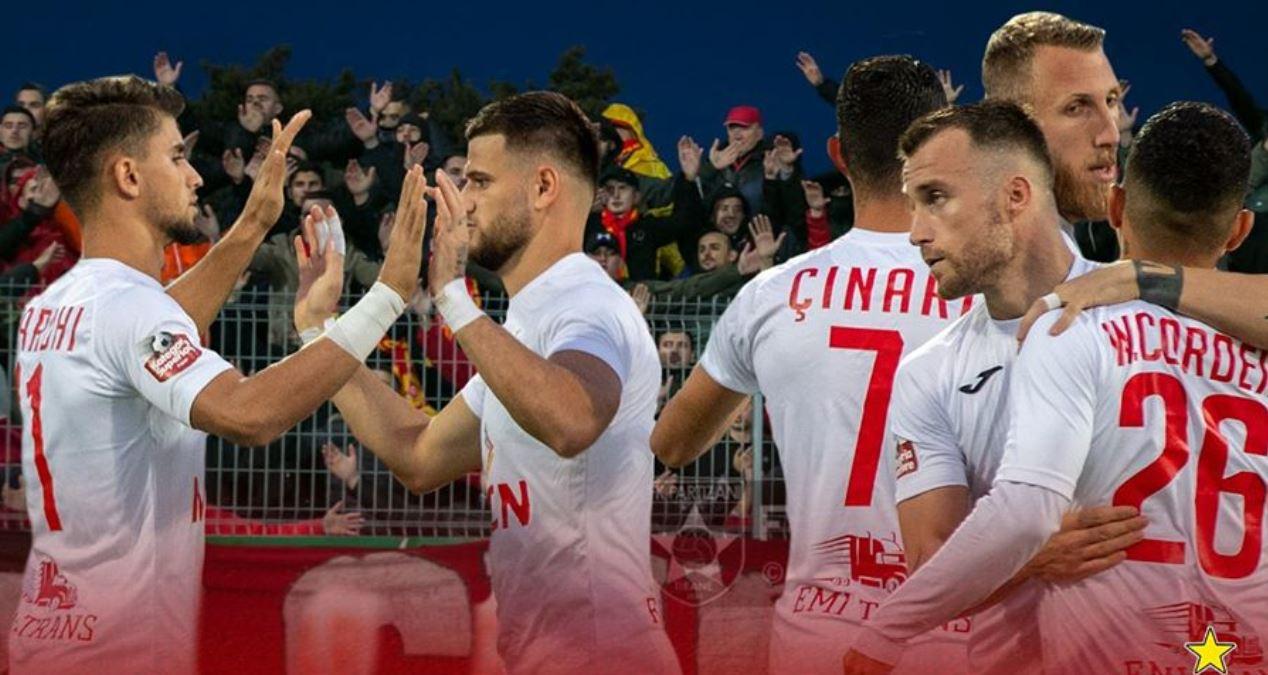 Zyrtare: Kontratë afatgjatë, Partizani zyrtarizon sulmuesin e talentuar
