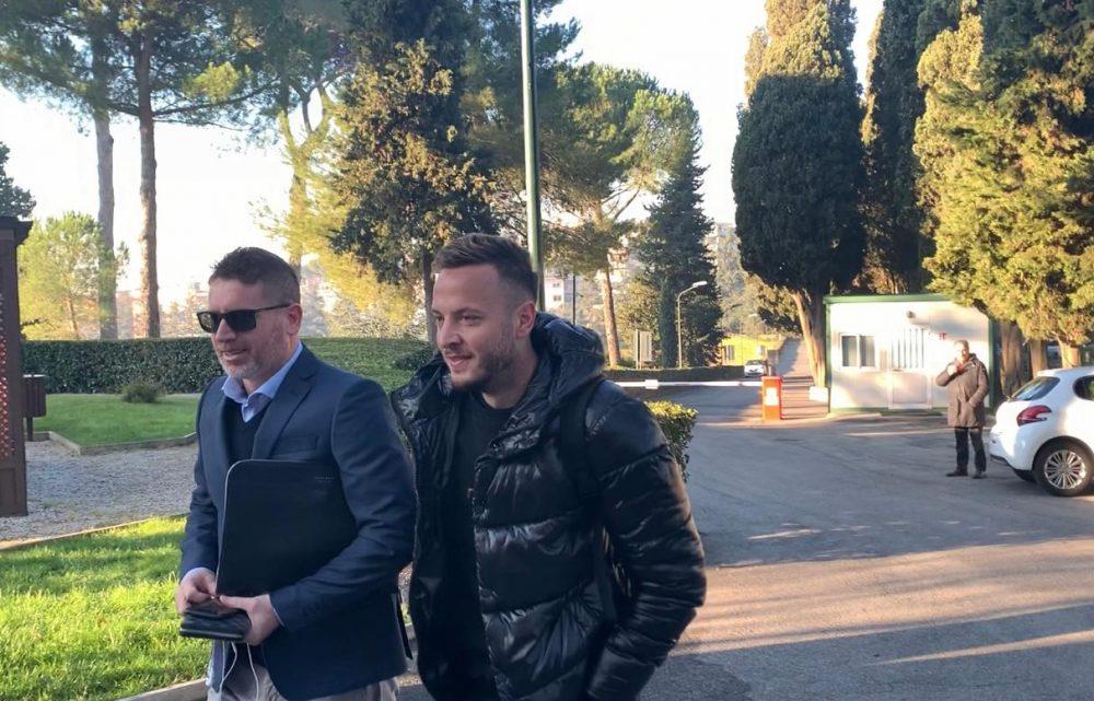 Zyrtare! Biznes i shkëlqyer, Rrahmani transferohet te Napoli
