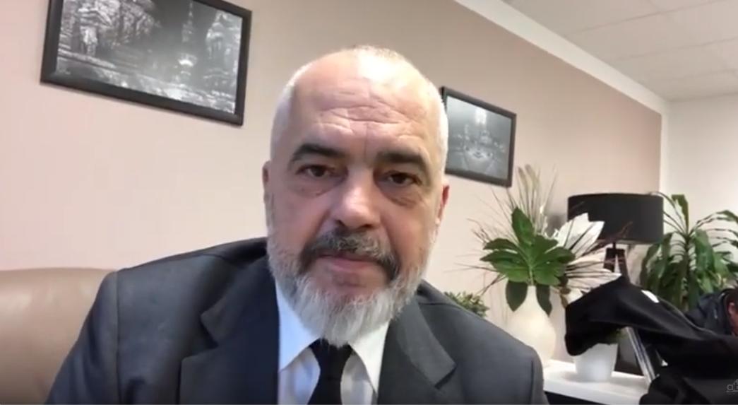 VIDEO/ Rama: Kancelarja u shpreh shumë pozitivisht për ligjin special kundër KÇK-së