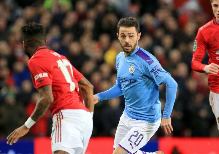 VIDEO | Gol fantastik, Bernardo Silva kalon Cityn në avantazh