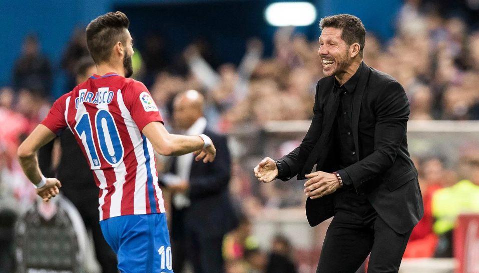 Simeone: Carrasco më befasoi, Zidane trajneri ideal. Derbi? Kam një ëndërr