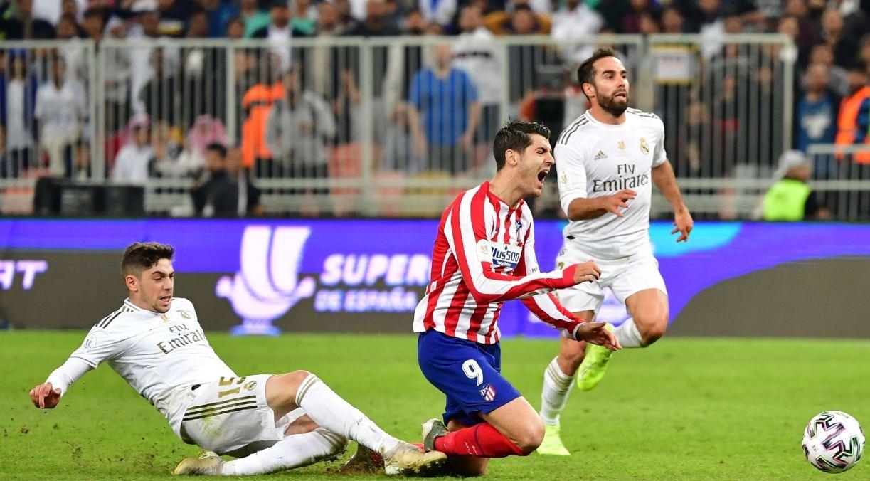 U ndëshkua me karton të kuq, Valverde tregon prapaskenat me Moratën