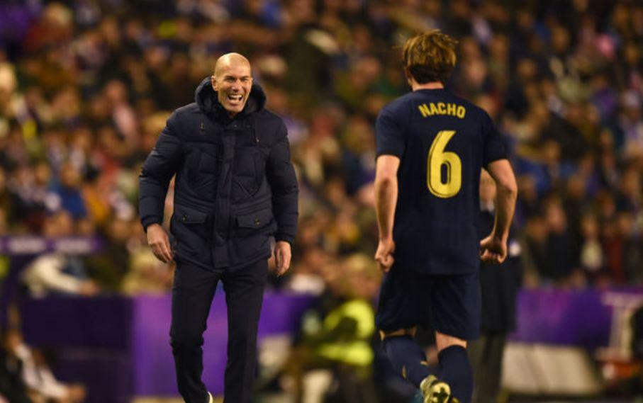 Zidane: Ja çfarë i thashë Nachos para golit, humbja e Bryant na la pa fjalë