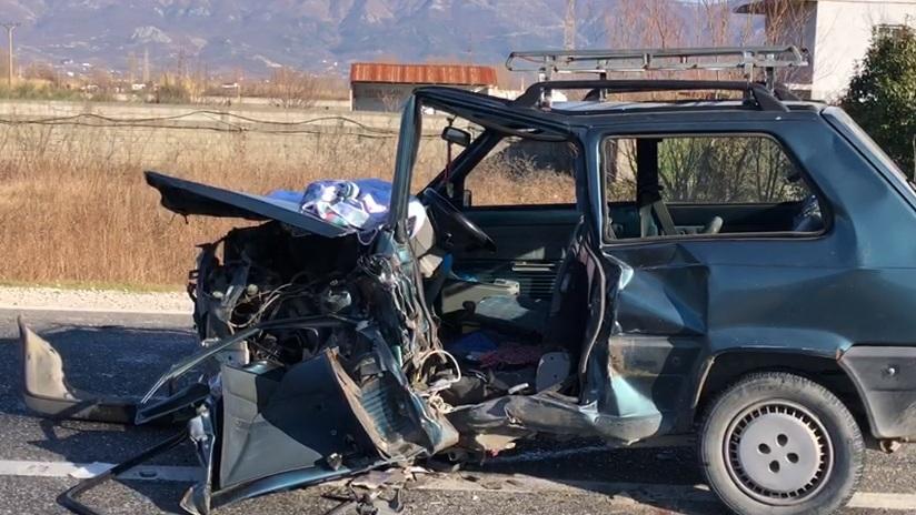 EMRI/ 1 i vdekur, aksident i rëndë në Lezhë-Shkodër